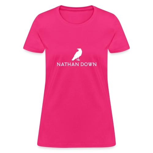 White Raven - Women's T-Shirt