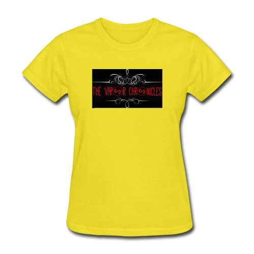 TVC Fancy Red jpg - Women's T-Shirt
