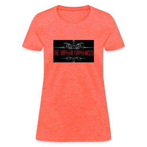 TVC Fancy Red jpg - Women's T-Shirt