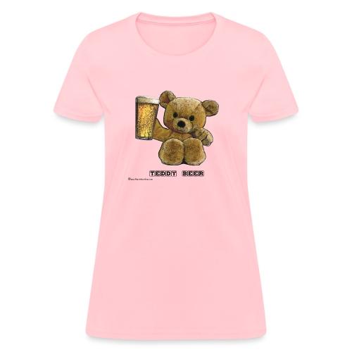 Teddy Beer - Women's T-Shirt