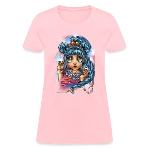 Devine Watercolor - Women's T-Shirt