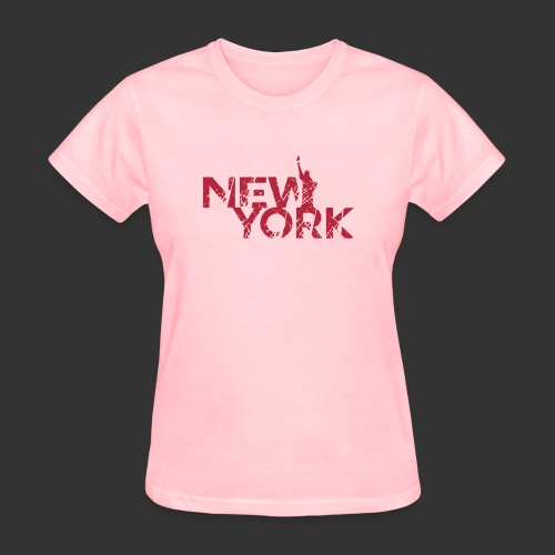New York (Flexi Print) - Women's T-Shirt
