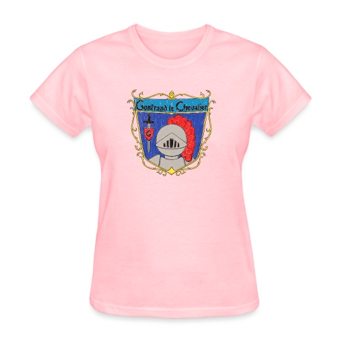 Gontrand le Colorié - T-shirt pour femmes