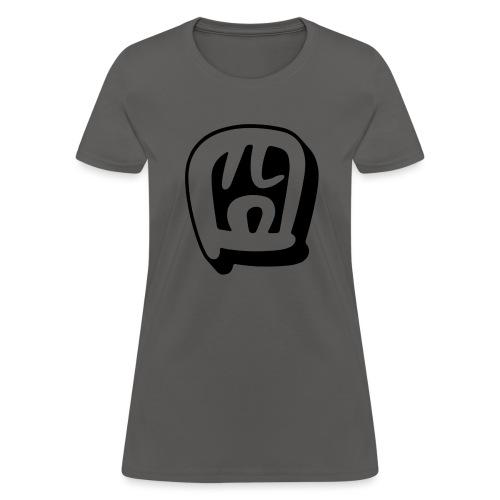 gwing black - Women's T-Shirt