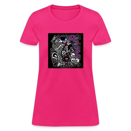 Skitzo The Clown - Women's T-Shirt