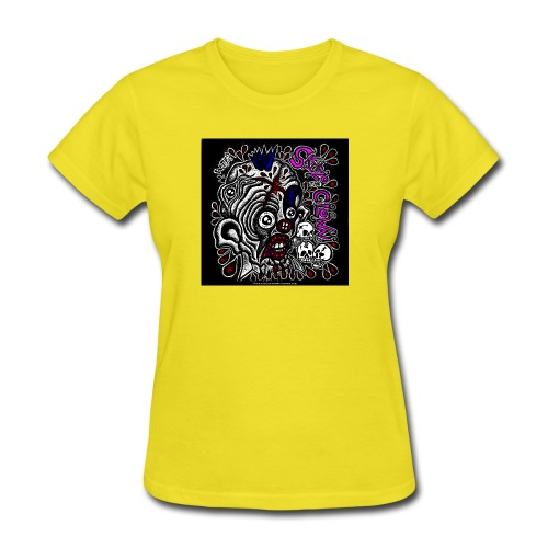 Skitzo The Clown - Women's T-Shirt