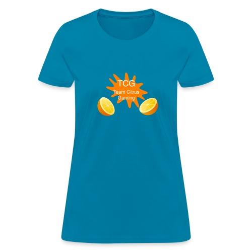splash print design - Women's T-Shirt