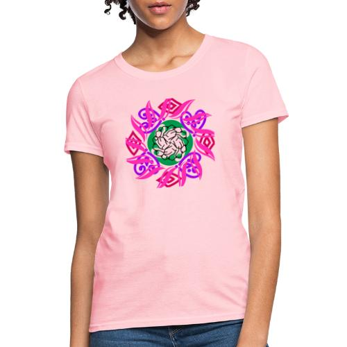 Theirhappy design - Women's T-Shirt