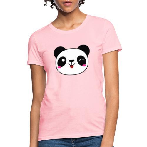 Panda T-Shirts and Hoodies for Men and Women - Women's T-Shirt
