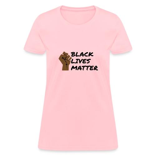 Black Lives Matter 2 - Women's T-Shirt