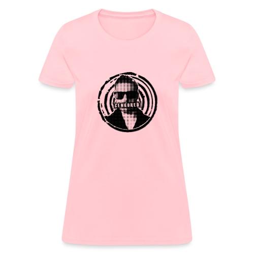 Jordan Sather - Censored - Women's T-Shirt
