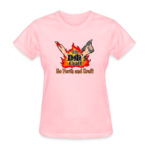 The Dm's Craft - Women's T-Shirt