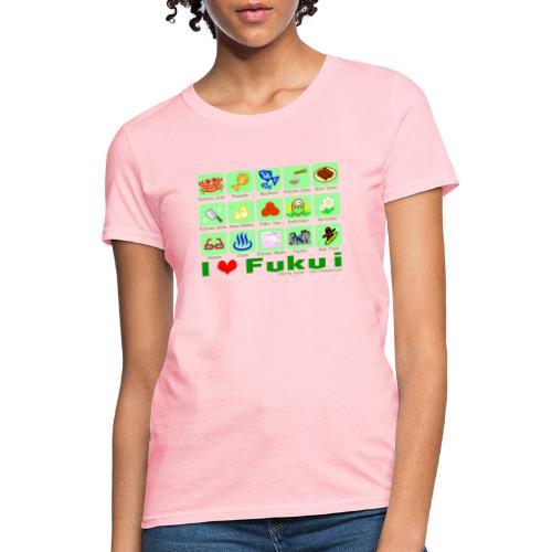 Team Fukui - Women's T-Shirt