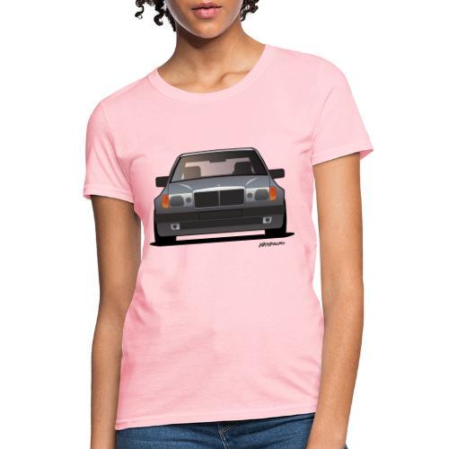 MB w124 500E - Women's T-Shirt