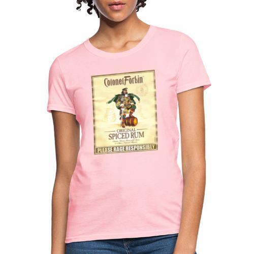 colonelforbin - Women's T-Shirt