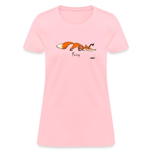 FoxyB png - Women's T-Shirt