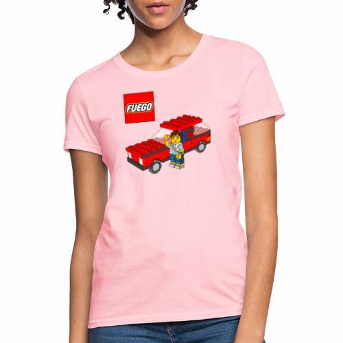 fuego - Women's T-Shirt