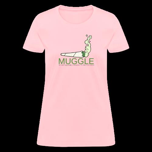 Muggle - Women's T-Shirt