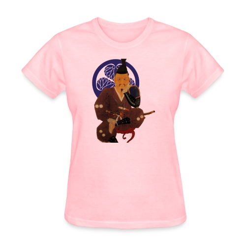 Ieyasu - Women's T-Shirt