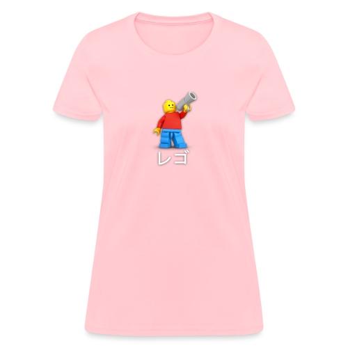 LEG-O - Women's T-Shirt