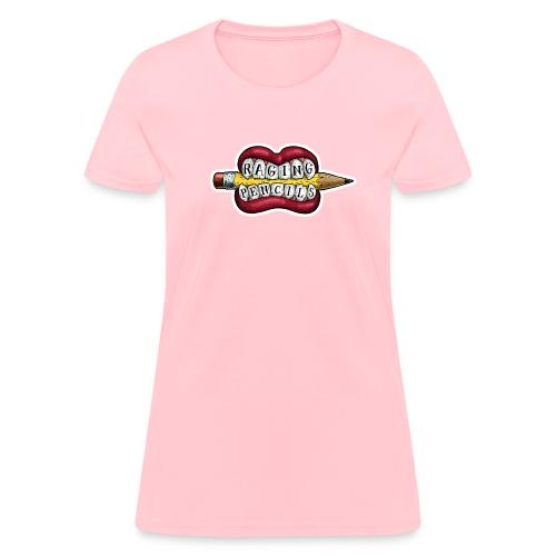 Raging Pencils Bargain Basement logo t-shirt - Women's T-Shirt