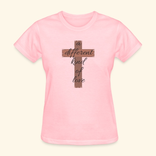 Different kind of love - Women's T-Shirt