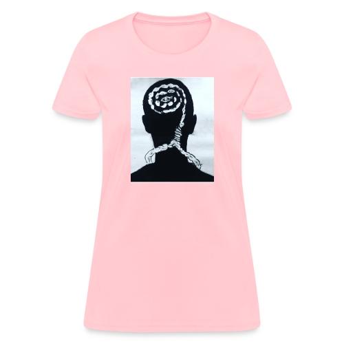 Abstract - Women's T-Shirt
