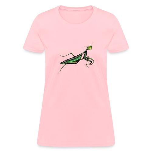 Praying mantis - Women's T-Shirt