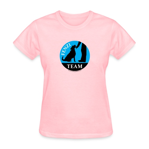 FENZITEAM Logo W - NOT FOR BLACK - Women's T-Shirt