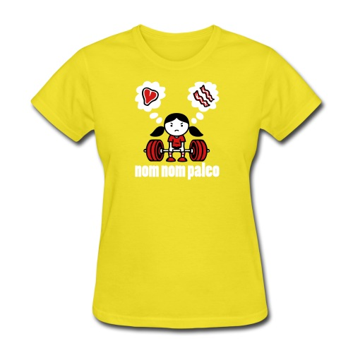 Deadlift Girl 2014 - Women's T-Shirt