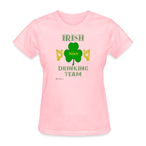 Irish Drinking Team - Women's T-Shirt