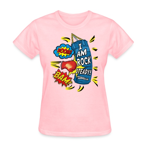 Comic RSB Cartoon Print2 - Women's T-Shirt