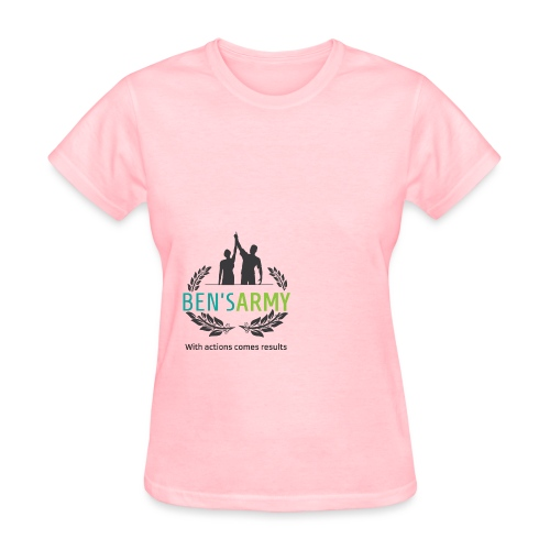 BensArmy Final Logo - Women's T-Shirt