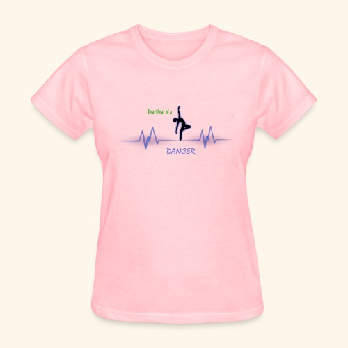 heartbeatdancer1 - Women's T-Shirt