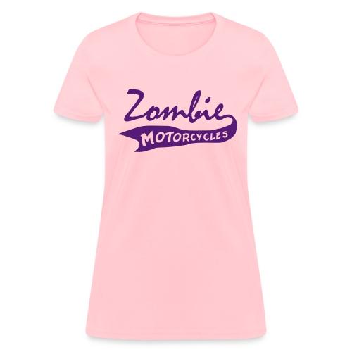zombie baseball - Women's T-Shirt