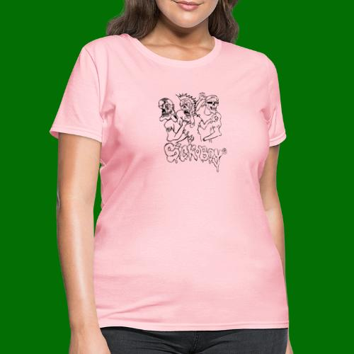 SickBoys Zombie - Women's T-Shirt