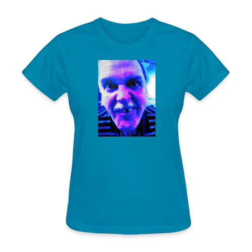 jc gappy spread 2 - Women's T-Shirt