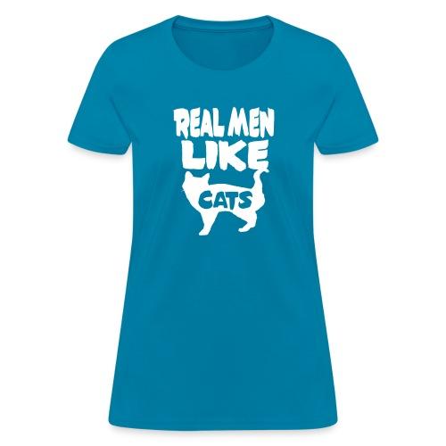 cats - Women's T-Shirt