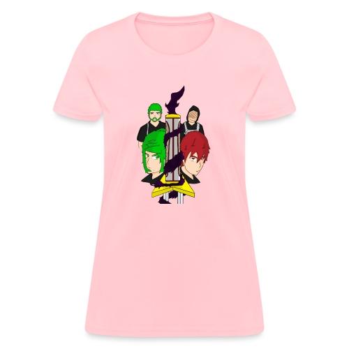 Tsuka 1 - Women's T-Shirt