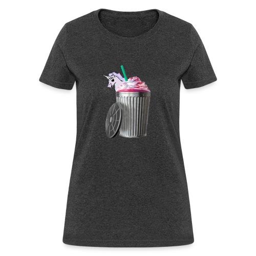 trash brigade unicorn - Women's T-Shirt