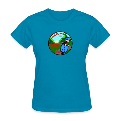 nsr2013patchwithtext - Women's T-Shirt