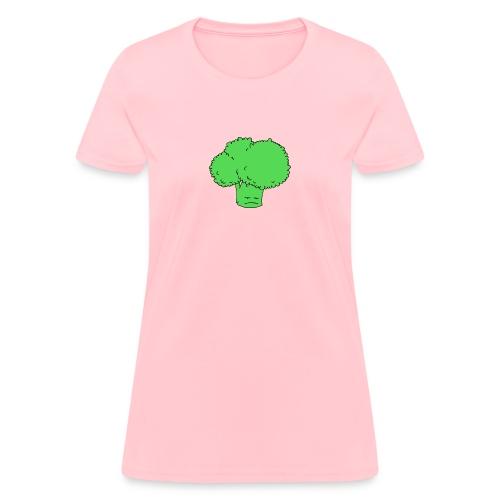 broccoli alpha - Women's T-Shirt