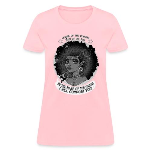 sailorEarth019 - Women's T-Shirt