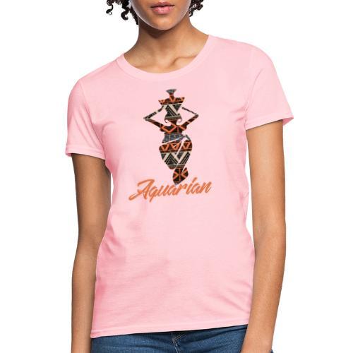 Original Kulture Water Bearer T- Shirt Print - Women's T-Shirt
