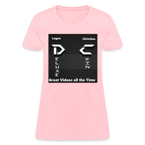 Deluxechin SS png - Women's T-Shirt