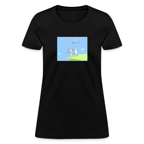 puppet - Women's T-Shirt