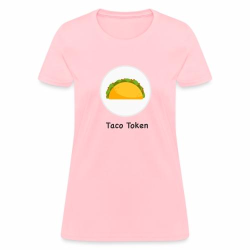 Taco White - Women's T-Shirt
