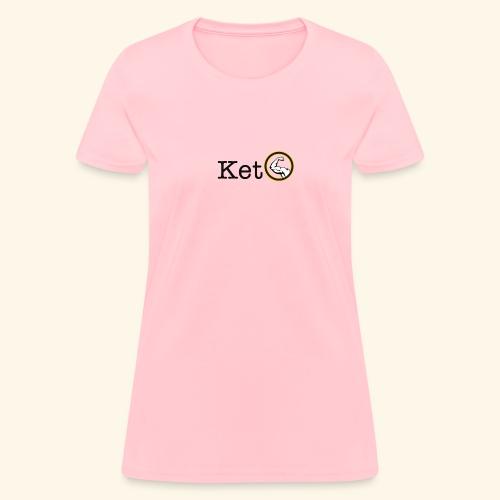 Keto Diet Muscle Gym Wear - Women's T-Shirt