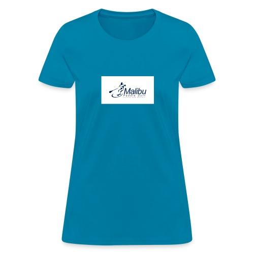Malibu Paddle Surf T-shirts Hats Hoodies - Women's T-Shirt