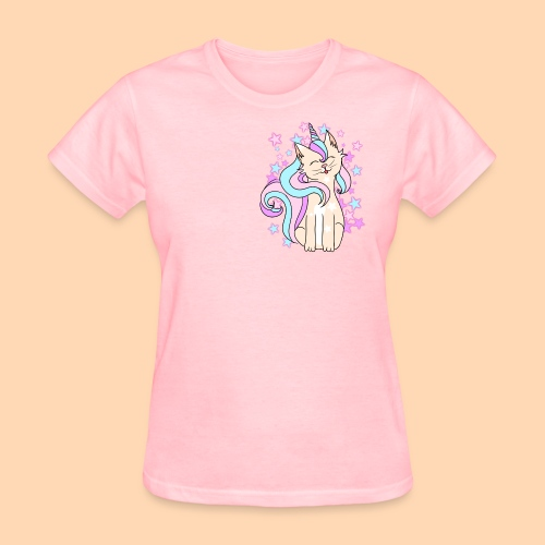 cat-unicorn - Women's T-Shirt